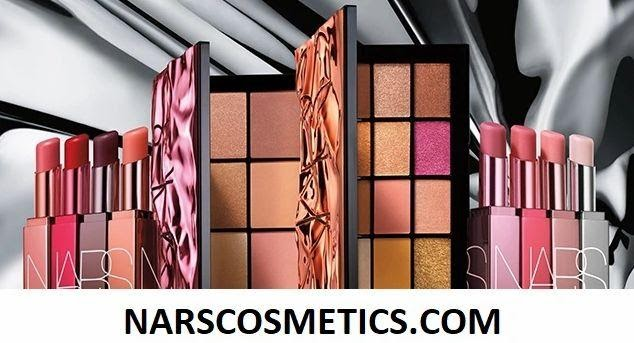 NARS Cosmetics Afterglow Collection