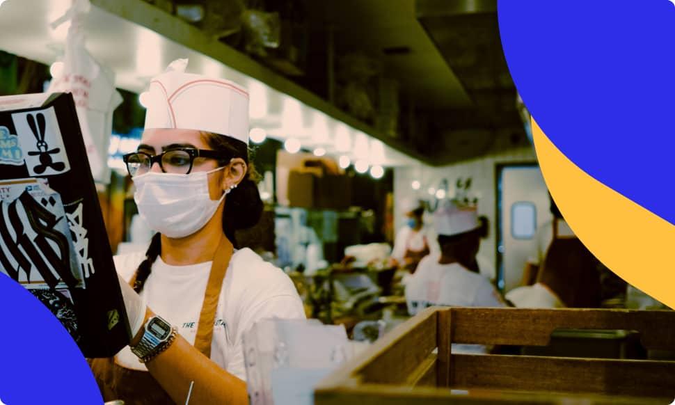 Protéger ses salariés en magasin et supermarché : best practices.