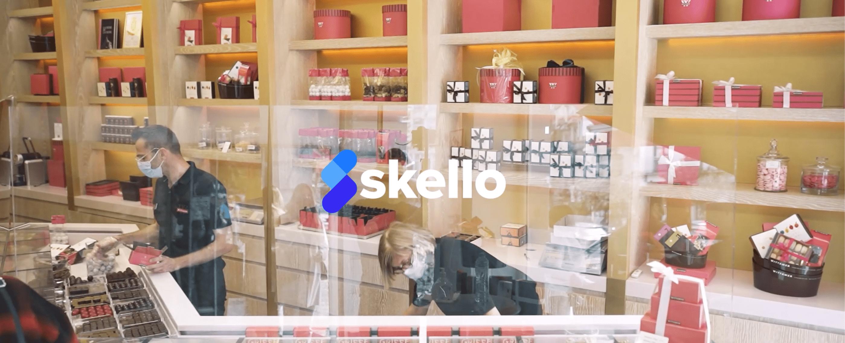 La Maison Wittamer améliore la communication avec ses 60 employés en utilisant Skello.