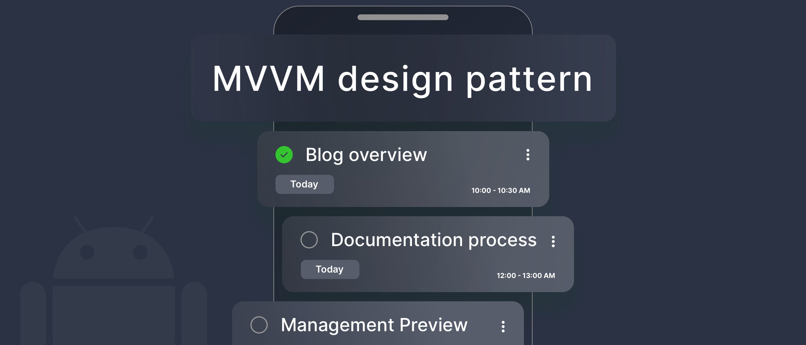 [Tutorial] Part 1 — VIPER design pattern: what, when, why and how