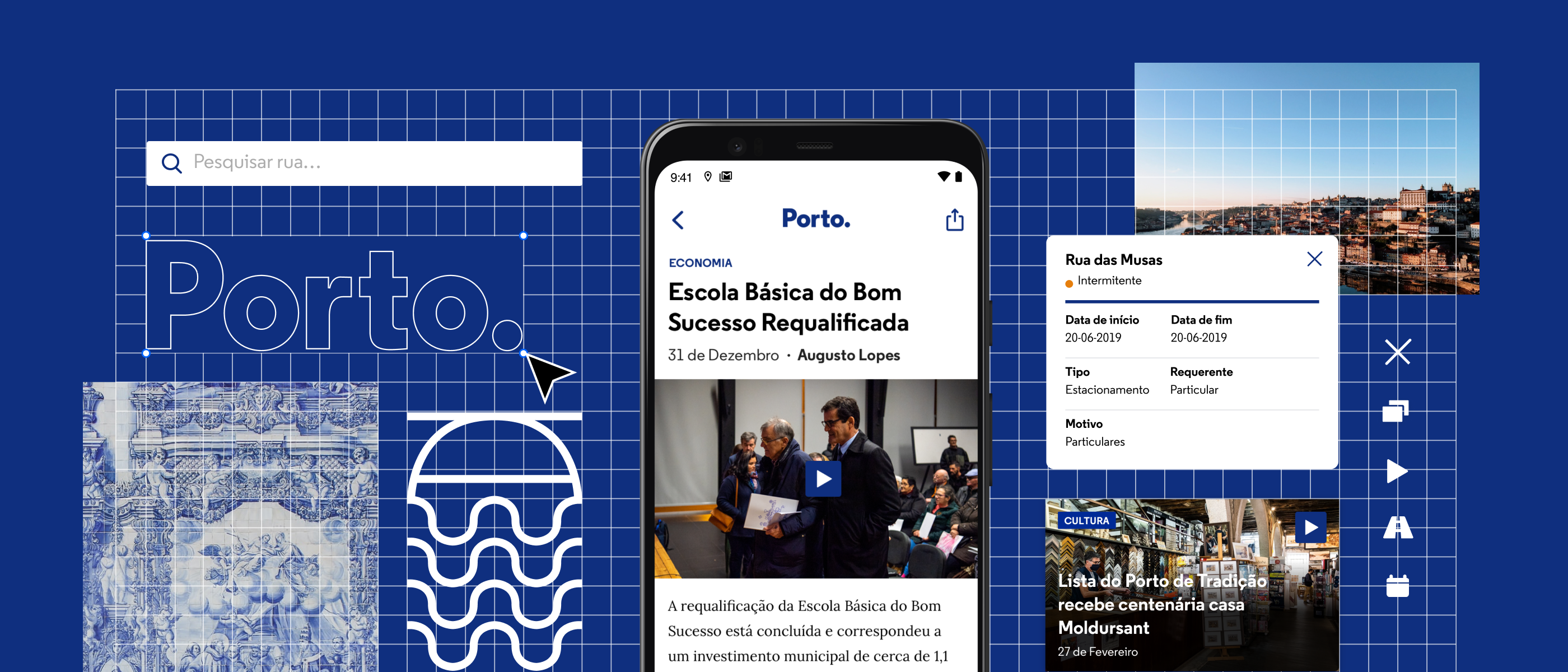 A design look into a newsworthy experience