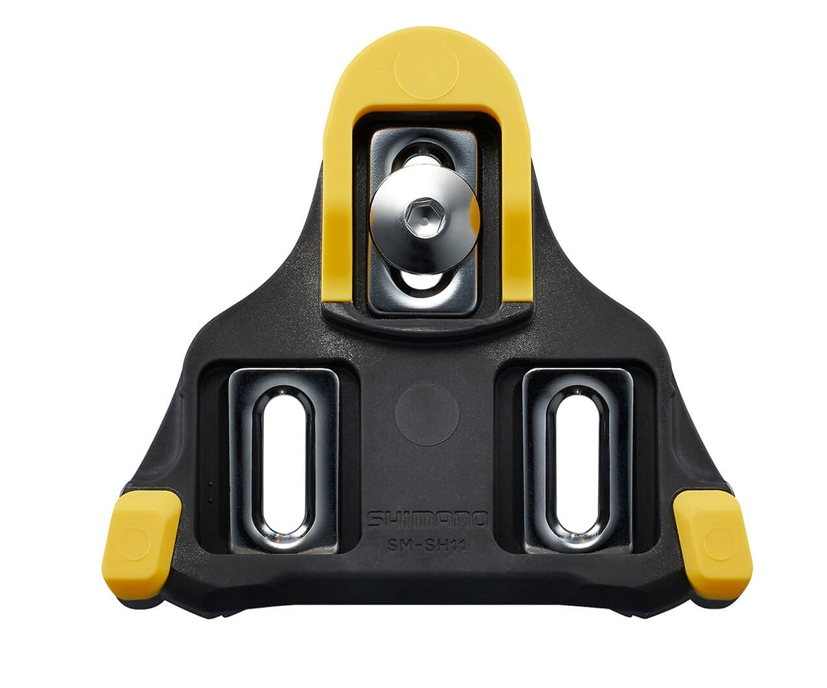 SPD-SL Yellow Cleat
