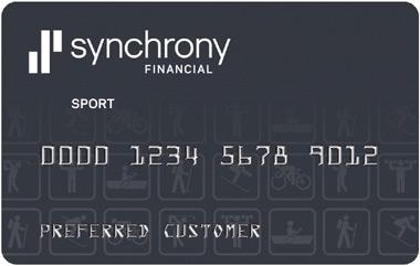 Financing Card