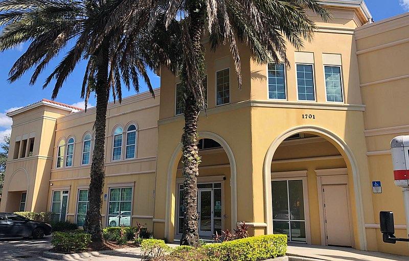 1701 Park Center Dr, Suite 230 2nd floor Orlando, FL 32835