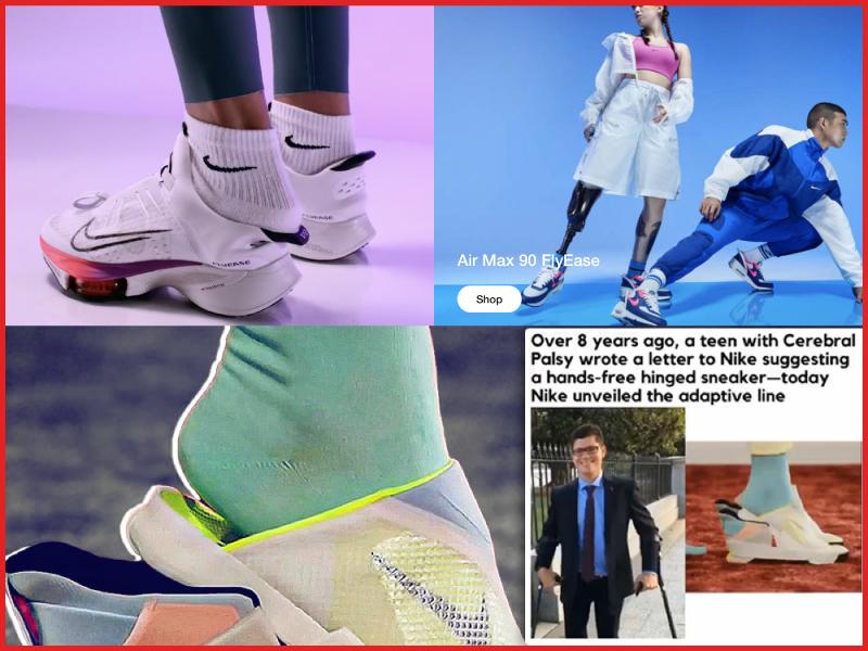 Nike's hands-free shoe