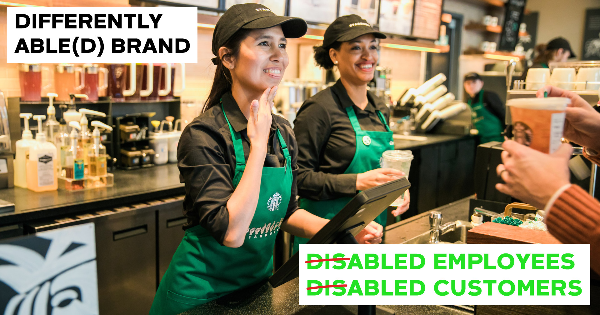 Is Your Brand Differently Abled?