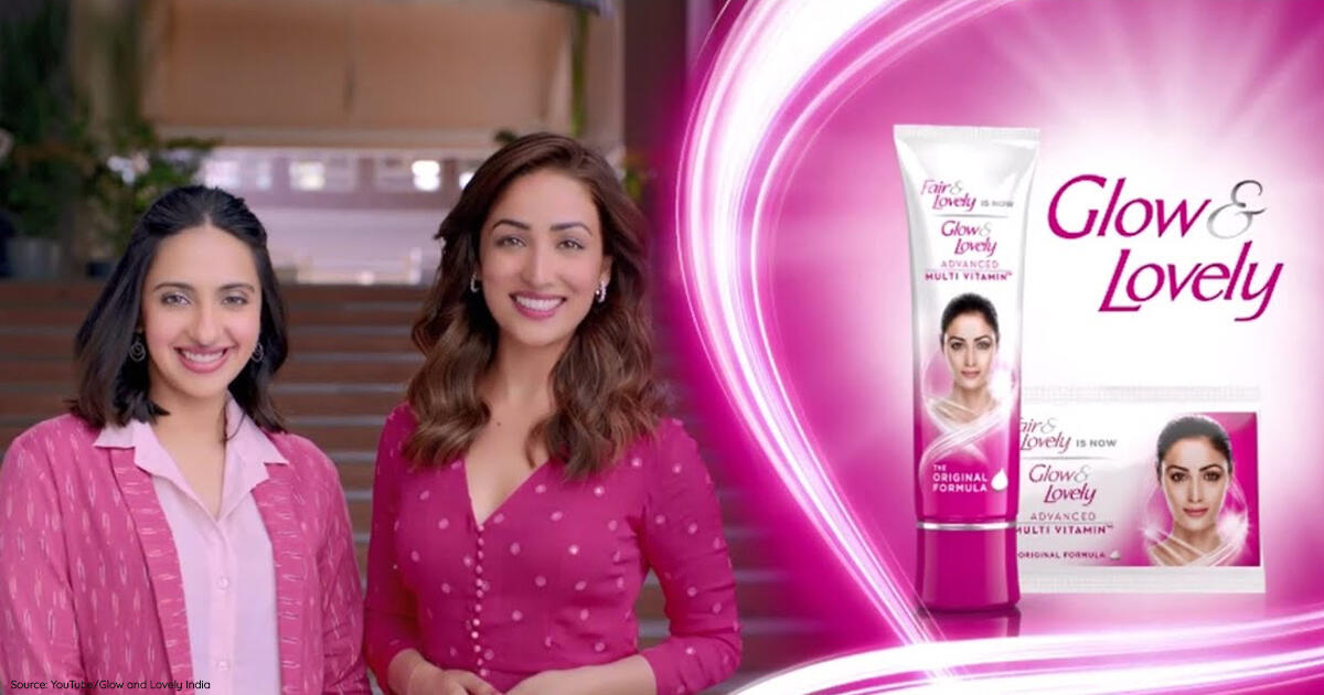 How Glow and Lovely brand connected with their audience