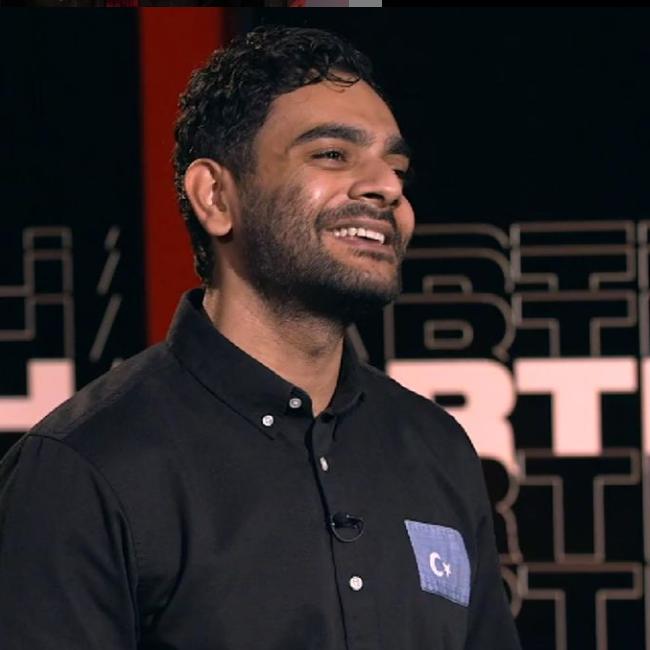 Uncharted Part 1 Speaker: Hamza Haq