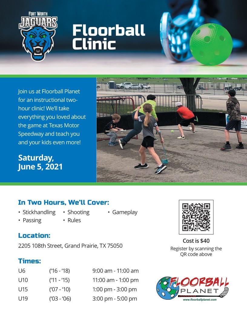 Floorball Clinic PDF Thumbnail