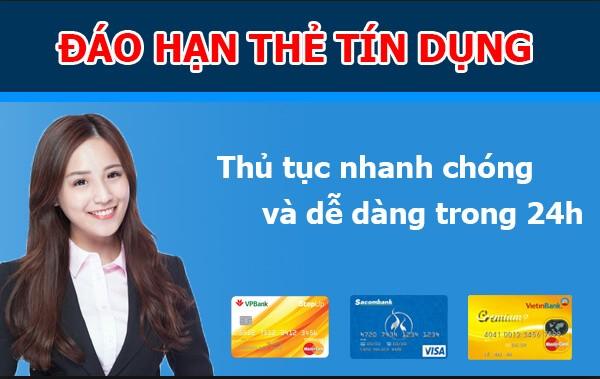 Đáo hạn thẻ tín dụng Hải Dương