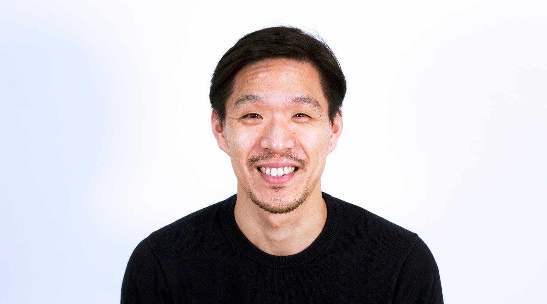 Portrait of KJ Kim