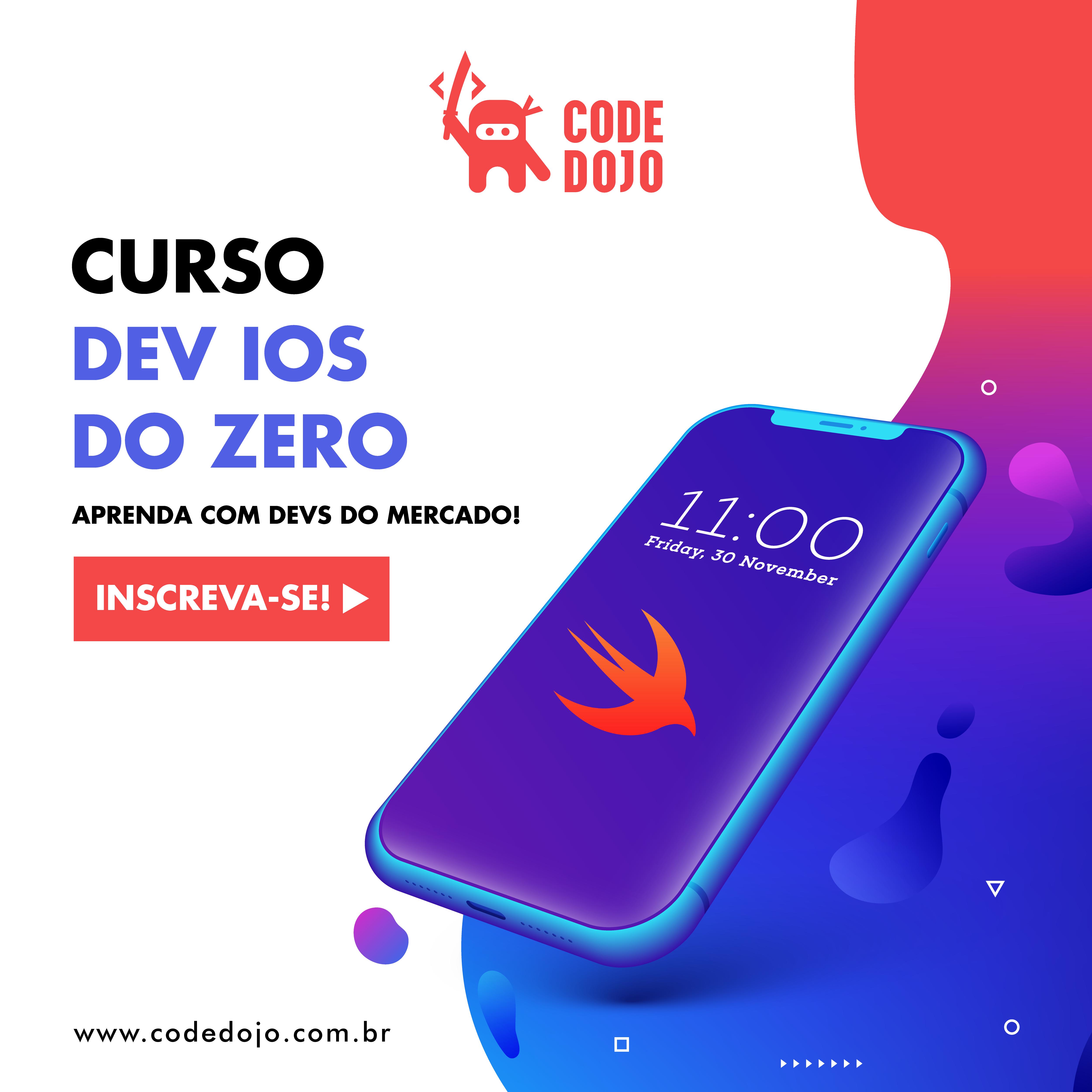 Desenvolvimento iOS do Zero