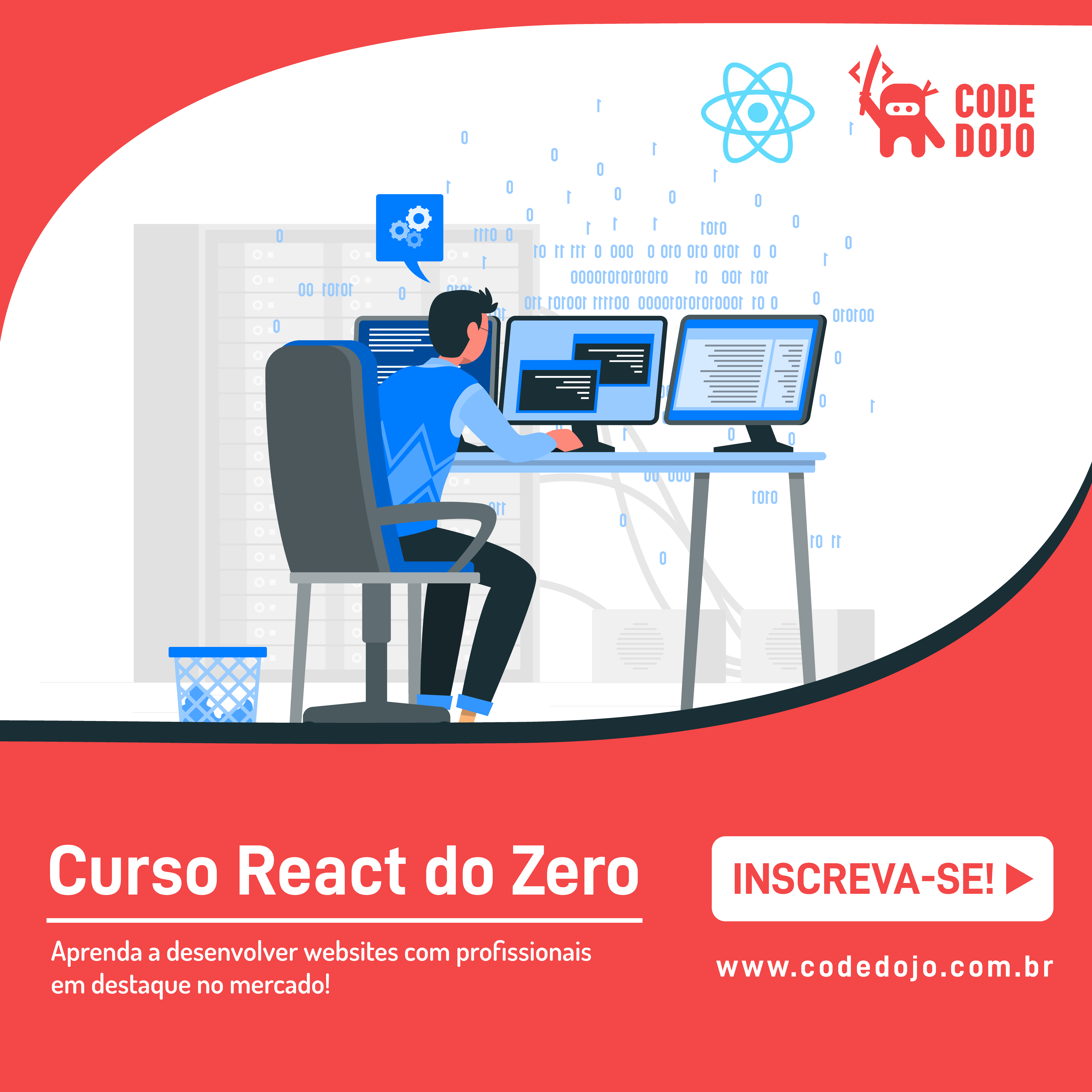 Web com React do Zero