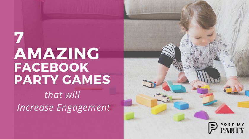7 Amazing Facebook Party Games For Increasing Facebook Engagement