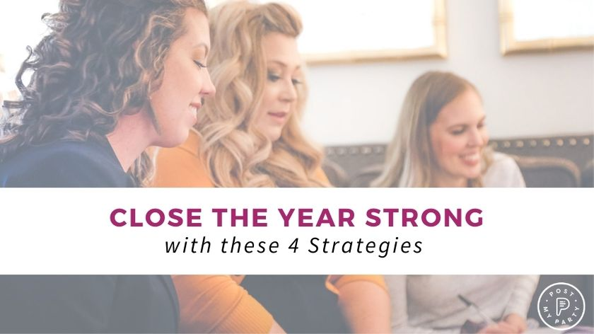 4 Strategies to Close the Year Strong