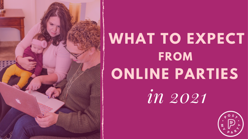 What to Expect From Online Parties in 2021