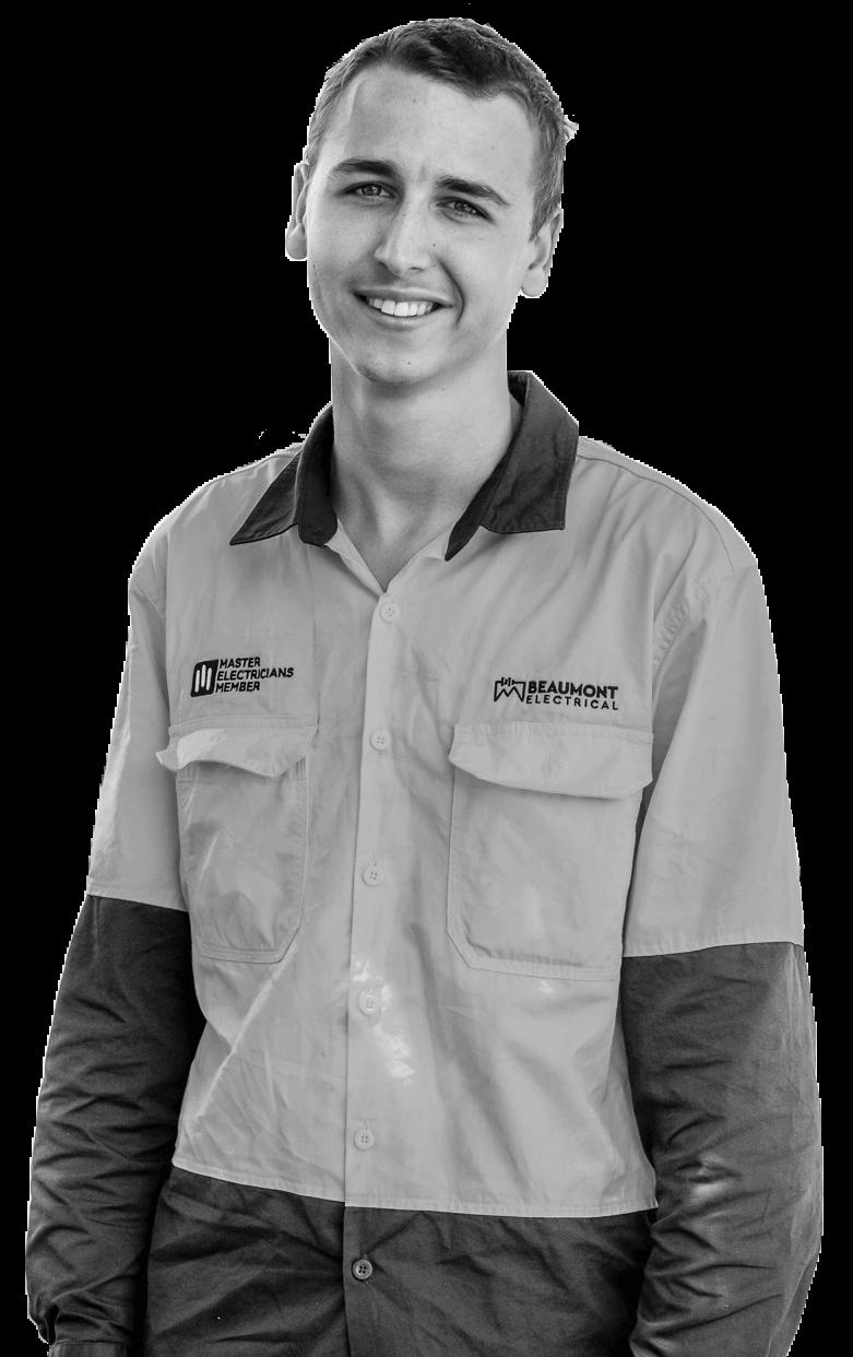 Sunshine Coast Electrician Josh  - Beaumont Electrical