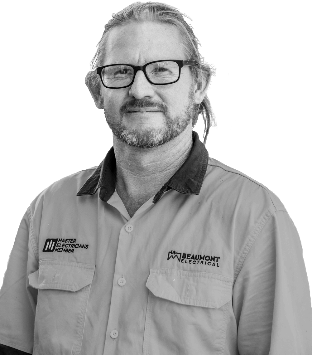 Sunshine Coast Electrician Justin  - Beaumont Electrical