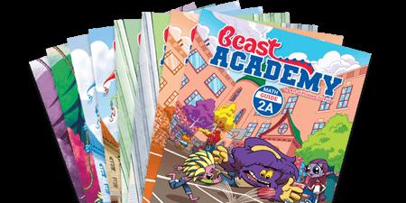 Beast Academy books