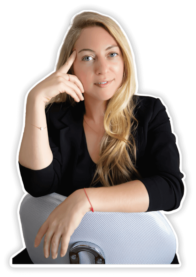 Image of Entrepreneurial Minds Podcast Host Valerie Donohue