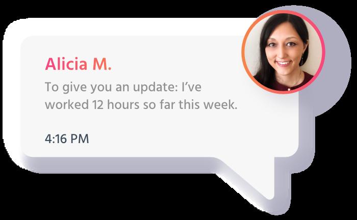 A message from VA Alicia