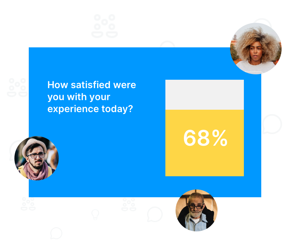 Collaborate with your team on real time surveys