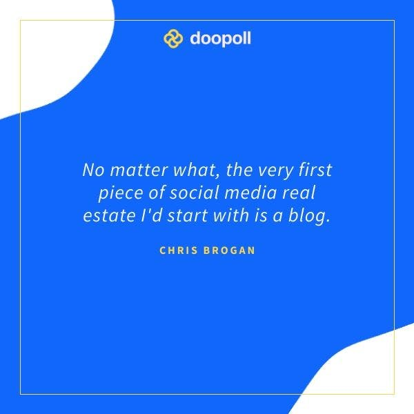 Chris Brogan quotes