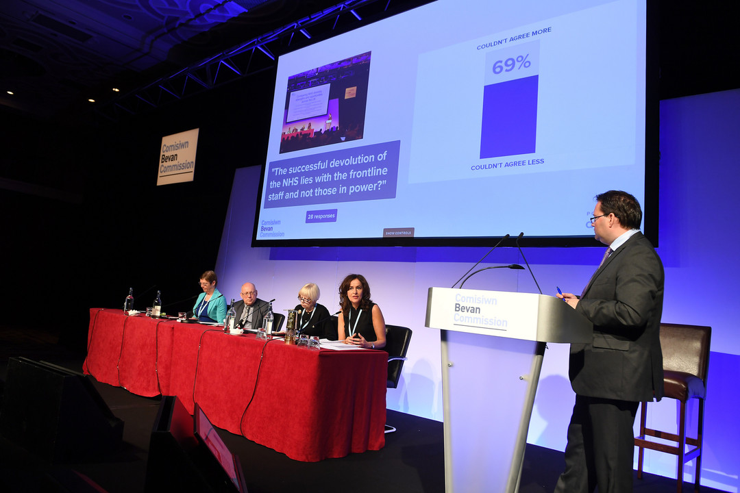 Leading healthcare commission uses doopoll to poll NHS experts