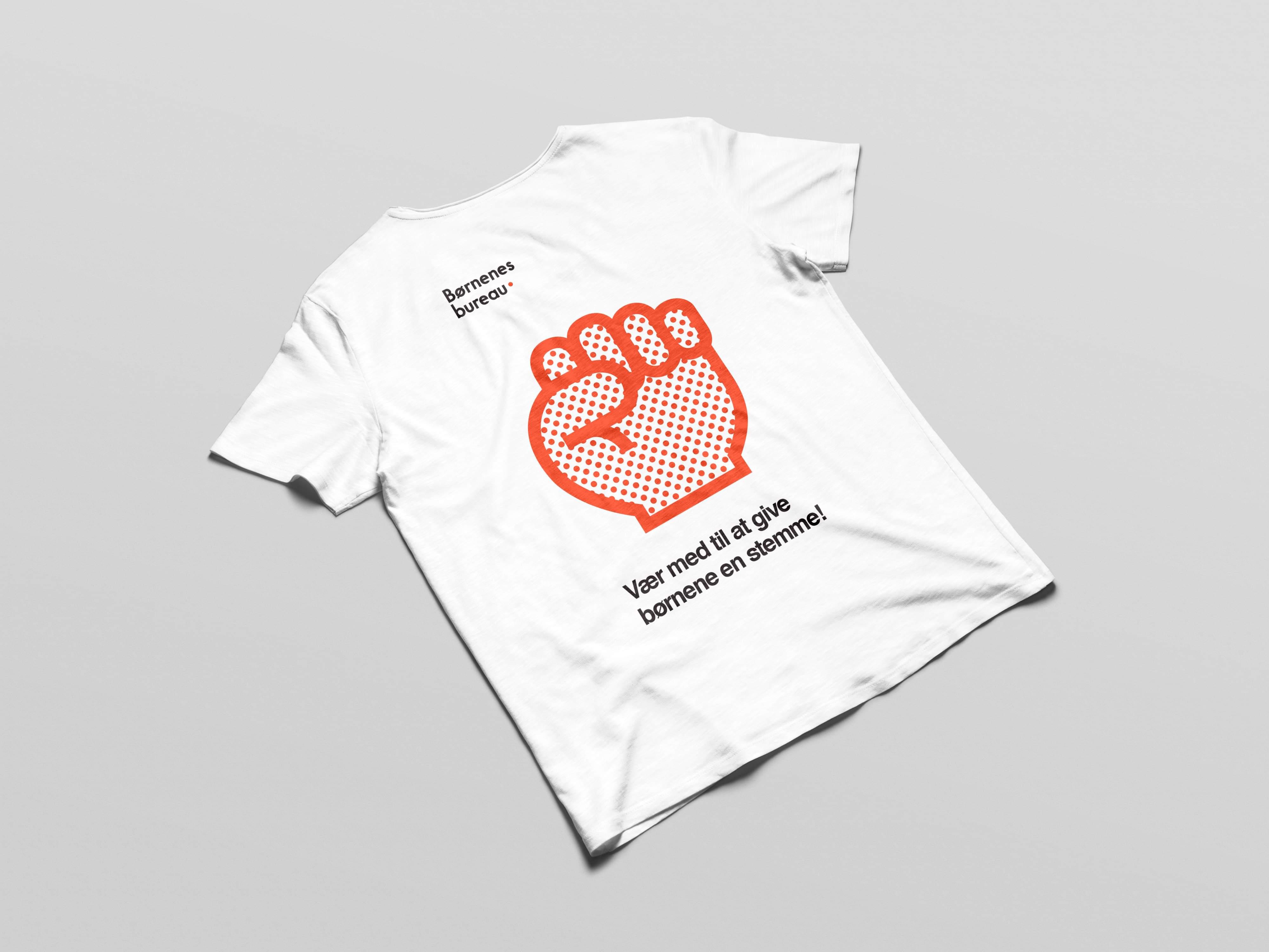 Børnenes bureau t-shirt