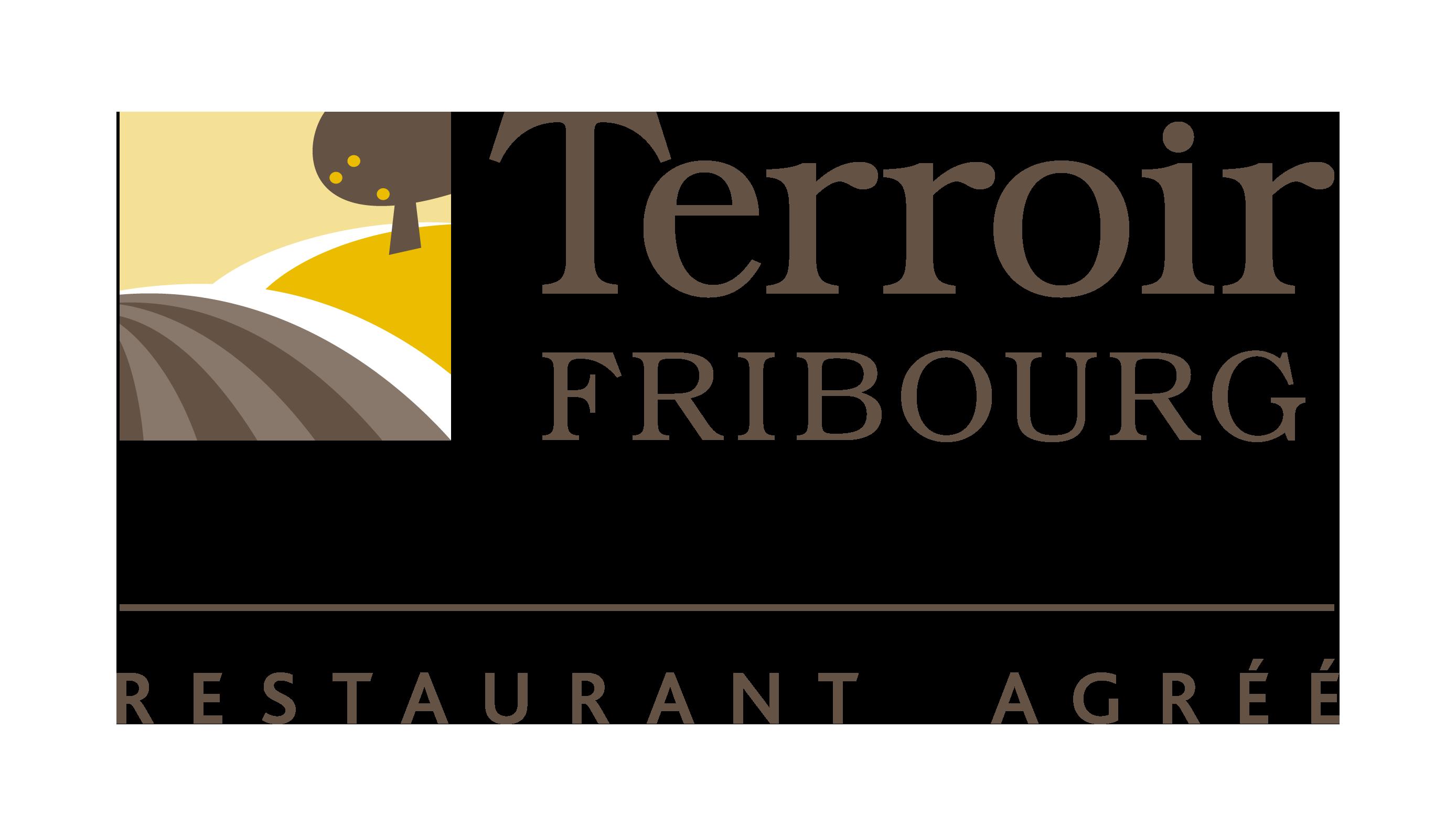 Logo de Terroir Fribourg - restaurant agréé