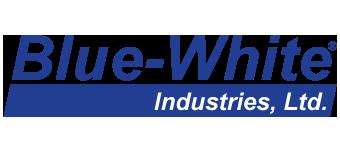 Blue-White Logo