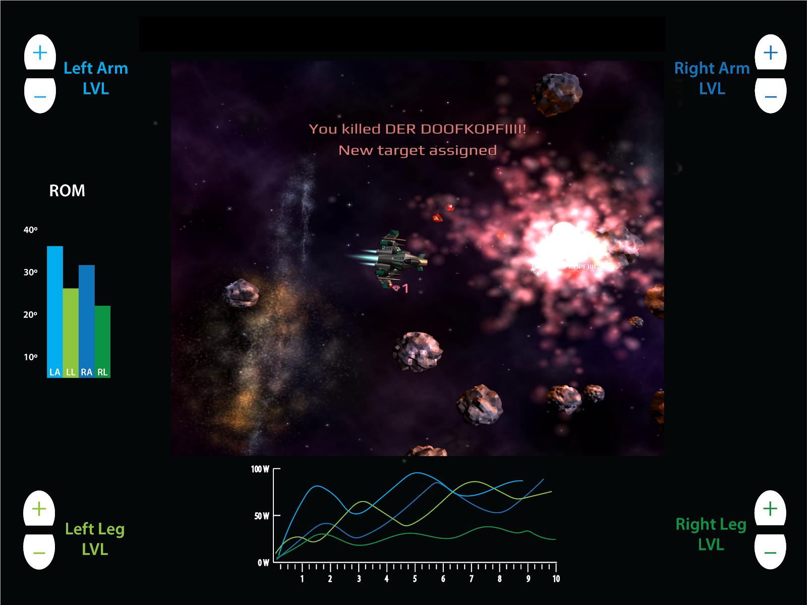 symgym gaming screenshot