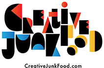 CreativeJunkFood Logo