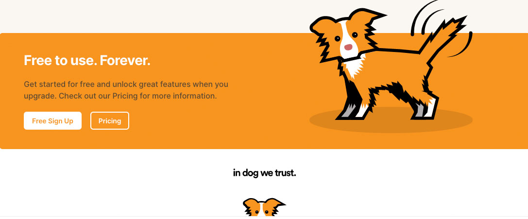 signature hound branding