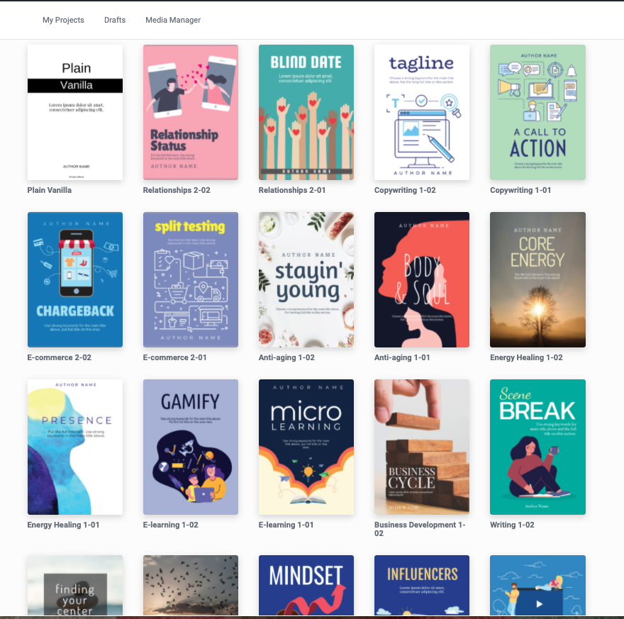 Designrr Screen Shot