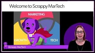 Scrappy MarTech YouTube Channel