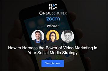 Social Media Video from PlayPlay