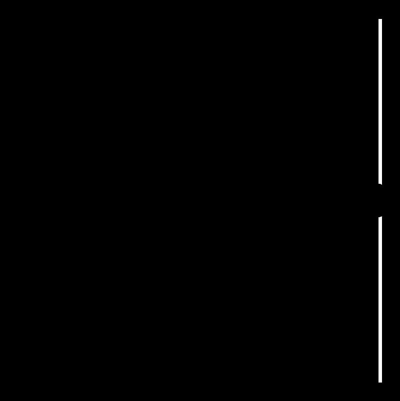 Ein Zahnrad das Logo des Restaurant Rampe Bubikon.