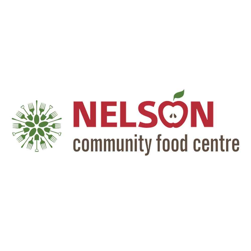 Nelson Community food center Logo