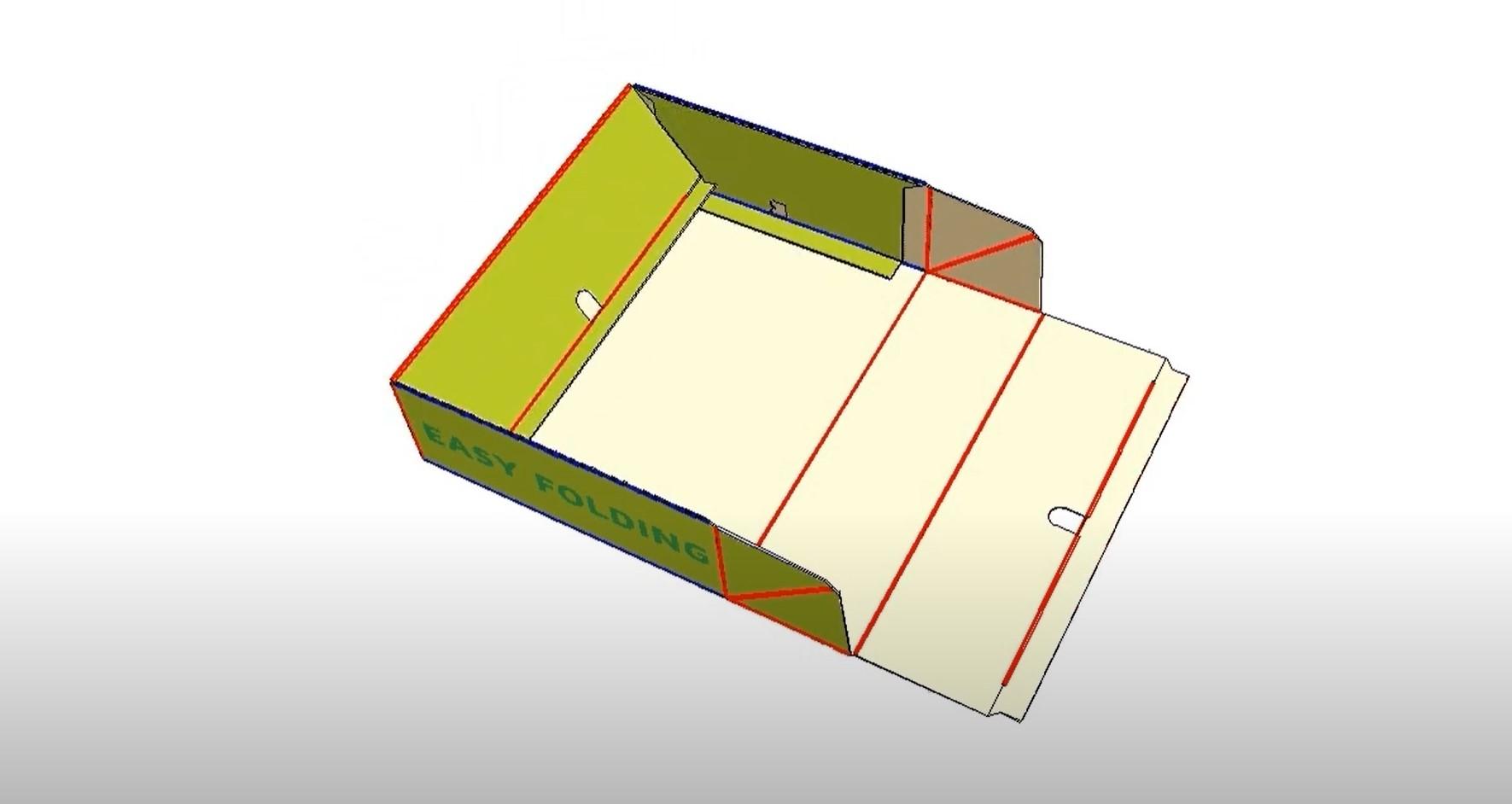 animated gift box folding instructions thumbnail