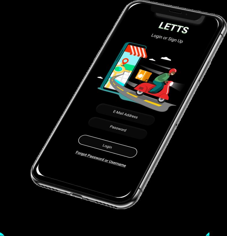 Letts Commerce Application