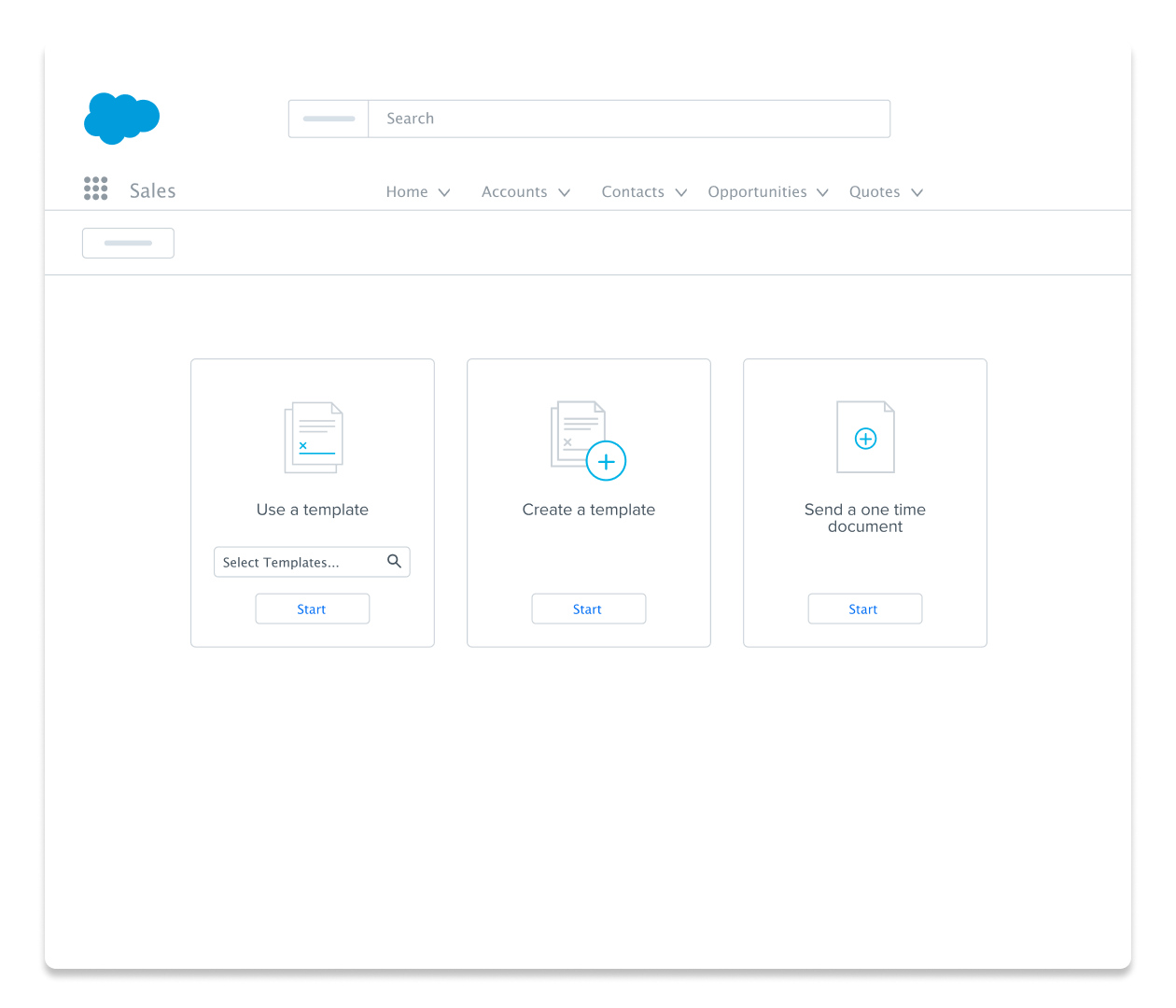 HelloSign with Salesforce
