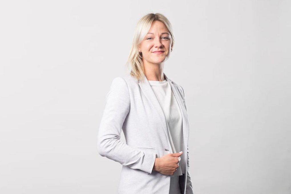 Headshot of Linda Bryndísardóttir