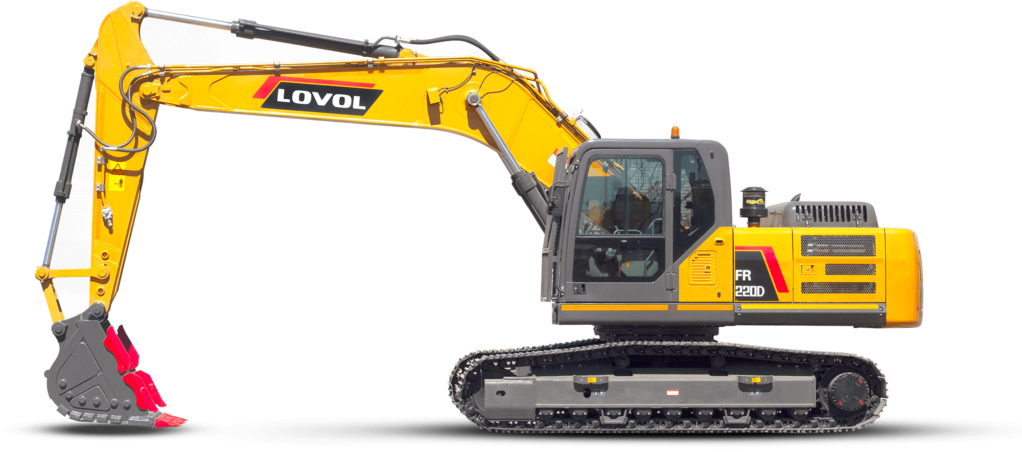 LOVOL FR220D