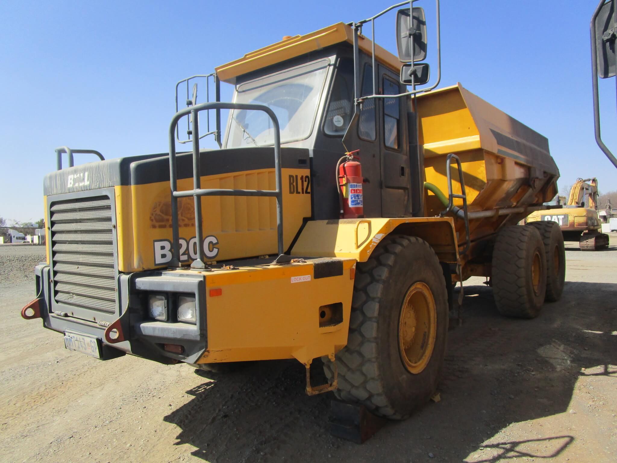 BELL B20C 6X4