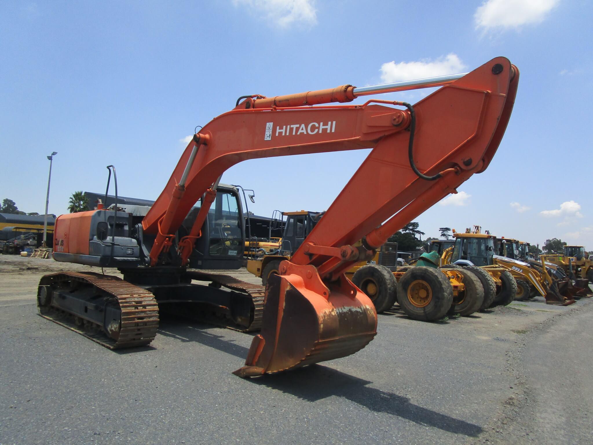 HITACHI ZX270-3