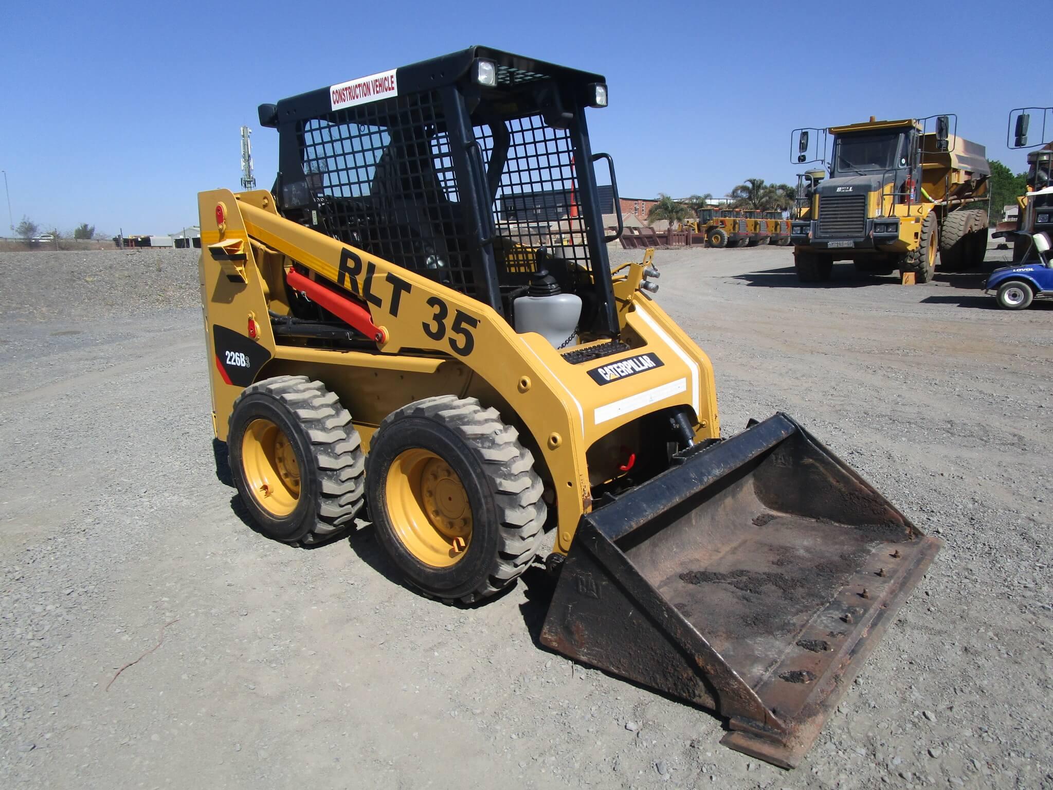 CAT 226B3