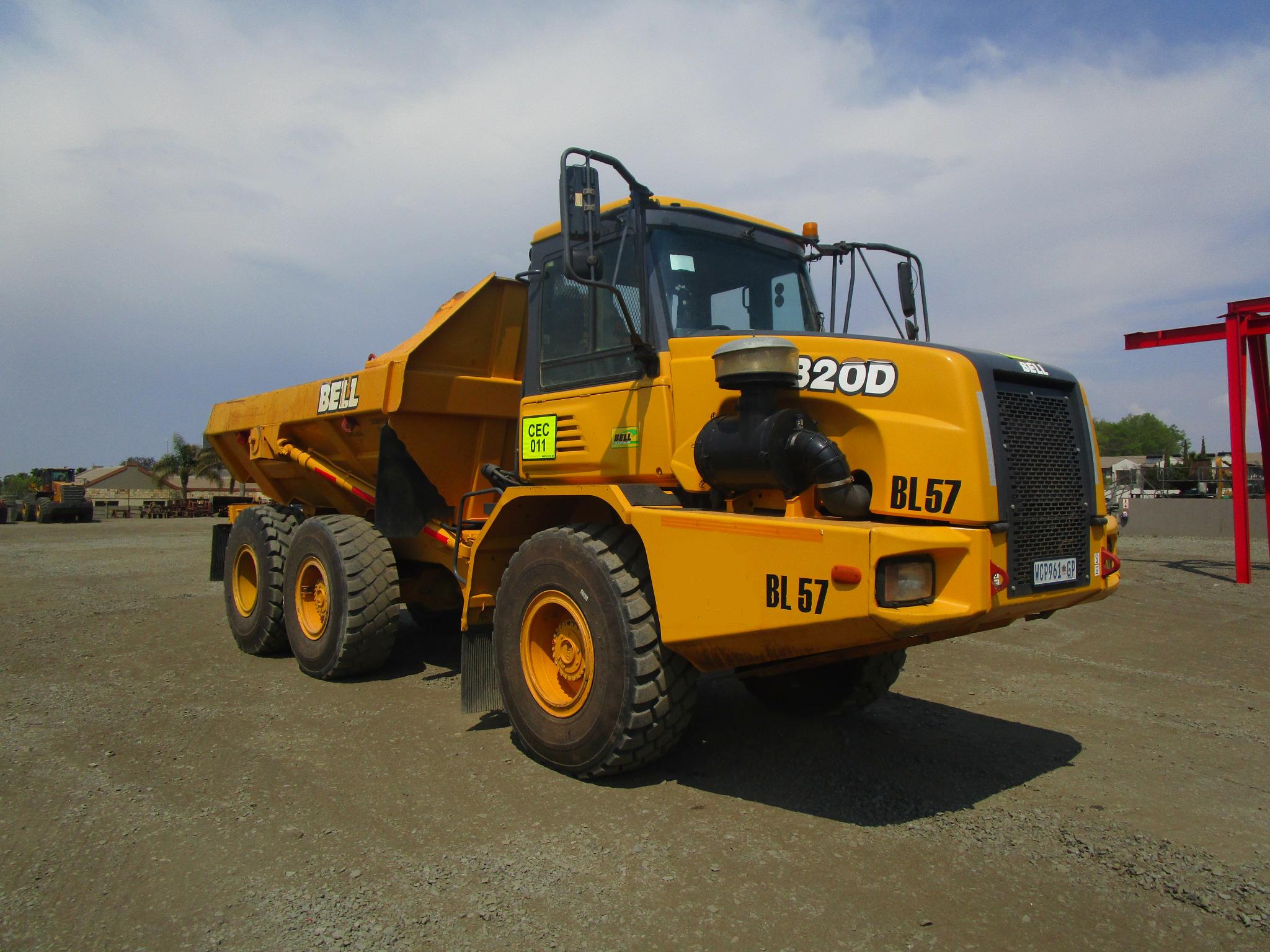 BELL B20D