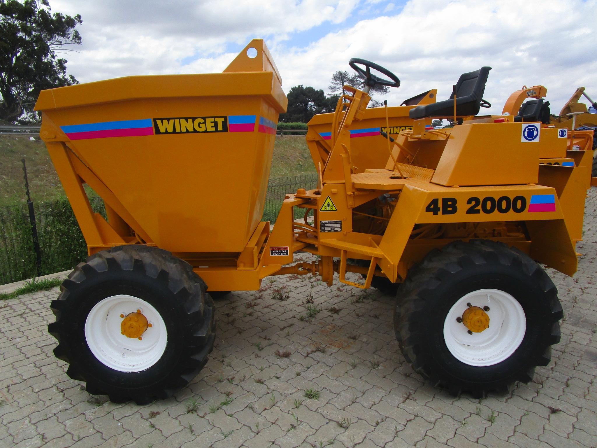 WINGET 4B2000