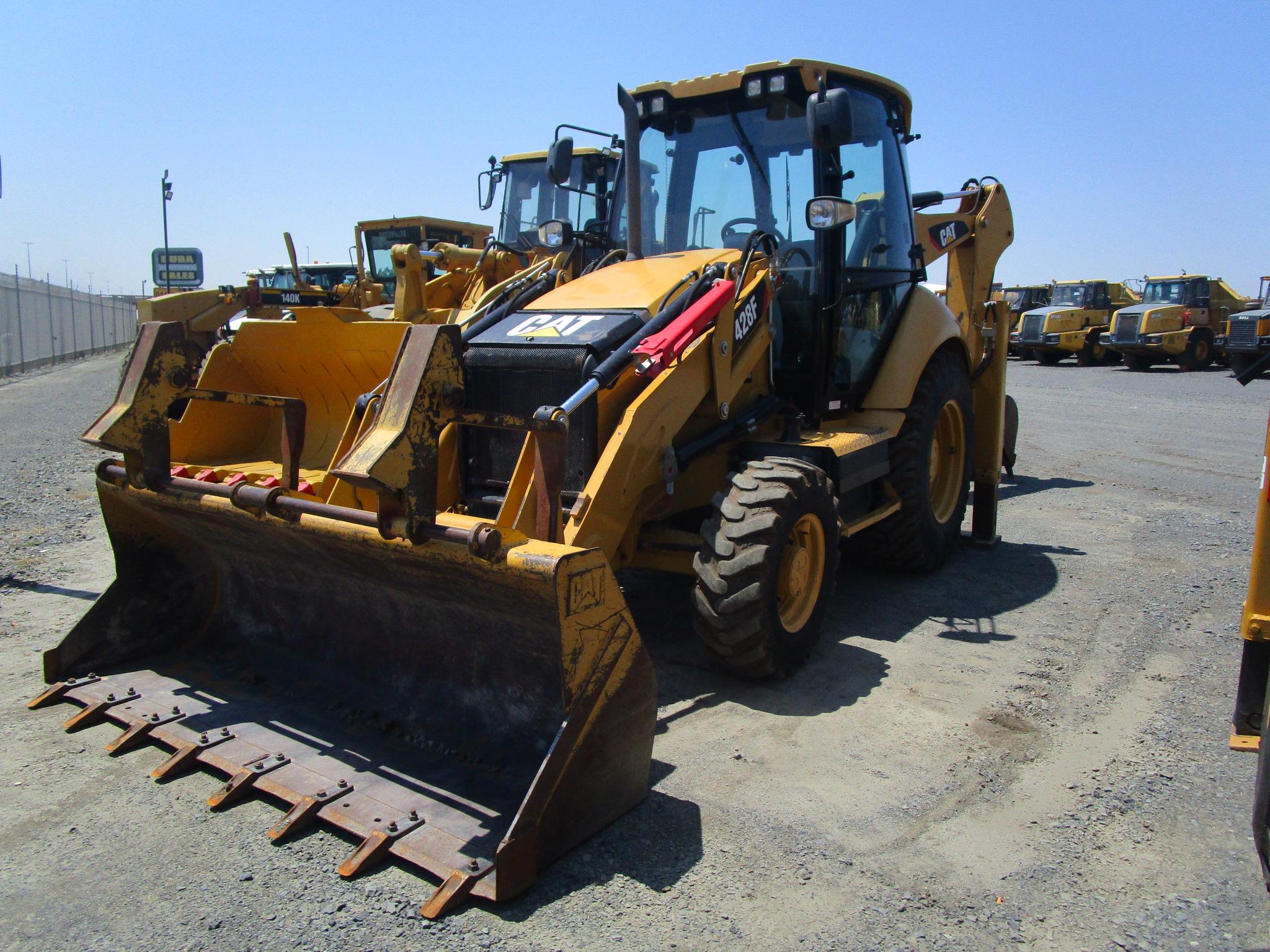 CAT 428F
